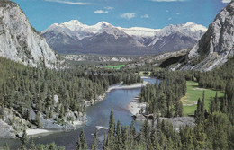 THE BOW VALLEY AND BOW RIVER (Canada) - Andere