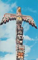 EAGLE (British Columbia) - THUNDERBIRD TOTEM, Sondermarke - Andere