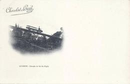 Rigi - Chemin Du Fer Du Righi  (Chocolat Louit)           Ca. 1900 - SZ Schwyz