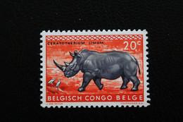 BELGIQUE ,CONGO BELGE Y&T NO 350 ET 351 10C ET 20C NEUFS MNH ** - Unused Stamps