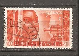 Guinea Española - Edifil 309 - Yvert 331 (usado) (o) - Spaans-Guinea