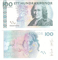 Sweden - 100 Kronor 2009 P. 65c VF Lemberg-Zp - Schweden
