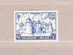 1951 Nr 874** Zonder Scharnier.Antiteringzegels.OBP 17,25 Euro. - Unused Stamps
