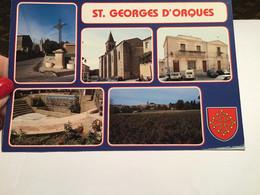 Saint Georges D Orques Voiture Ancienne - Otros Municipios