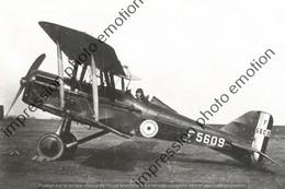 PHOTO AVION RETIRAGE REPRINT     Royal Aircraft Factory - Aviación