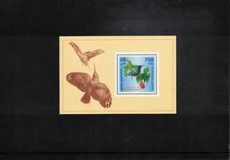Palestine 1999 Birds Michel Block 14 Postfrisch / MNH - Palestina