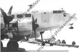 PHOTO AVION RETIRAGE REPRINT     SNCAN Se - Aviación