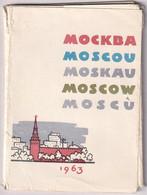 Moscou 1963 - Russland
