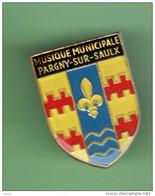 PARGNY-SUR-SAULX *** MUSIQUE MUNICIPALE *** 2067 - Motorfietsen