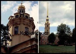 ÄLTERE POSTKARTE LENINGRAD PETER AND PAUL FORTRESS Sankt Petersburg St. Peterburg Russia Russland Cpa Postcard AK - Russland