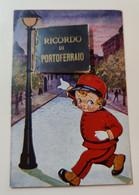 Ricordo Di Portoferraio Vedutine - Livorno