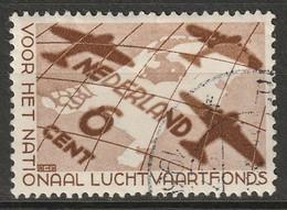 Netherlands 1935 Sc B81  CTO - Usados