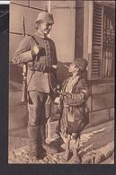 """Feldpostkarte """" Germansky Dobare """" Serbien , Mazedonien - Oorlog 1914-18"""