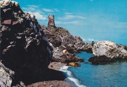 (D755) - BAGNARA CALABRA (Reggio Calabria) - La Costa Rocciosa - Reggio Calabria