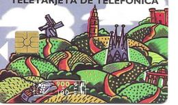 Telecartes  Espagnes - Ohne Zuordnung