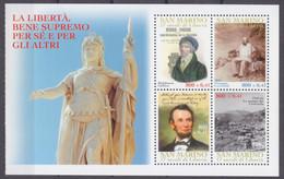 2000San Marino1909-1912/HB81700 Years Of The Republic Of San Marino - Ungebraucht