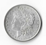 USA=1897   SILVER  MORGAN  DOLLAR - 1878-1921: Morgan