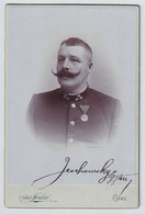 GORIZIA - GORZ - GORICA , Italy , Old Photo ANT. JERKIC 1901. - Gorizia