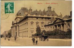 75007 PARIS - École Militaire - Joli Tramé Genre Toilé - Paris (07)