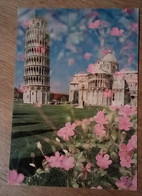 PISA - La Torre Pendente - Piazza Dei Miracoli - Abside Del Duomo - Pisa