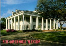 Louisiana Baton Rouge New Governor's Mansion - Baton Rouge