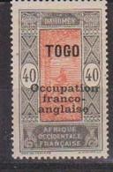 TOGO     YVERT  :   94     NEUF AVEC  CHARNIERES      ( CH   3 / 63 ) - Nuevos