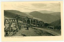 88 ( Vosges) Drahtseilbahn ( Eberhardtbahn ). Lusse . Sanitätstransport  .14-18.WWI - Sin Clasificación