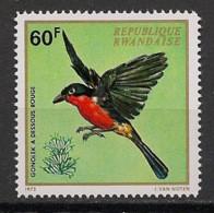 Rwanda - 1972 - N°Yv. 472 - Oiseau / Bird / Gonolek - Neuf Luxe ** / MNH / Postfrisch - Non Classificati