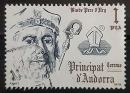 ANDORRA ESPAÑOLA 1979 Spanish Bishops. USADO - USED. - Used Stamps