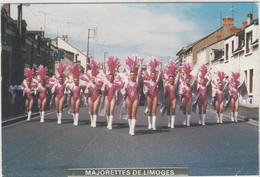 LIMOGES MAJORETTES DE LIMOGES TBE - Limoges