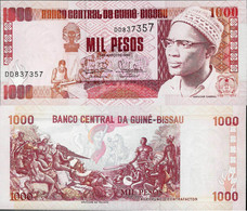 Guinea Bissau 1993 - 1000 Pesos - Pick 13 UNC - Guinea-Bissau