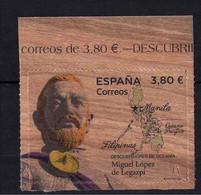 ESPAÑA 2020 ED-5413 ** DESCUBRIDORES DE OCEANIA. MIGUEL LOPEZ DE LEGAZPI - 2011-... Neufs