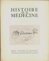Histoire De La Médecine 8e Année N°IV De Collectif (1958) - Unclassified
