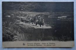 CPA 1925 Aywaille - Vallée De L'Amblève- Fonds De Quarreux- Attelage Chevaux - Aywaille