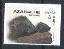 ESPAÑA 2020 ED-5404 ** MINERALES: AZABACHE - 2011-... Neufs
