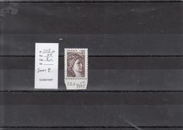 Variété - YT 2118 A  (**) Sans Bande Phosphore - Variedades: 1980-89 Nuevos