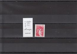 Variété - YT 2158 A  (**) Roulette N° Rouge - Variedades: 1980-89 Nuevos