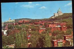 AK 000493 CANADA  - Montreal - La Basilique Du Mont-Royal - Montreal