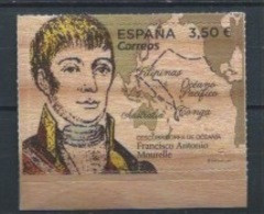 ESPAÑA 2019 ** ED.5350 DESCUBRIDORES DE OCEANIA. FRANCISCO ANTONIO MOURELLE - 2011-... Neufs