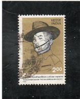 INDE   République  1990  Y.T. 1069  Oblitéré - Used Stamps