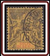 Benin - N° 31 (YT) N° 24 (AM) Oblitéré. - Oblitérés