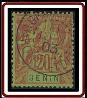 Benin - N° 39 (YT) N° 36 (AM) Oblitéré De Grand-Popo. - Oblitérés