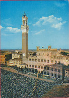 ITALIE TOSCANE TOSCANA SIENA IL PALIO PIAZZA DEL CAMPO - Siena
