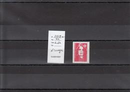 Variété - YT 2819 A - Roulette N° Rouge (**) - Variedades: 1990-99 Nuevos