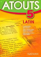 Latin 5e De Anne-Marie Jeulin (2000) - 6-12 Jaar