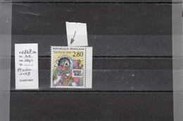 Variété - YT 2847 A - Point Entre 1 Et 9 De 1993 (**) - Varieties: 1990-99 Mint/hinged