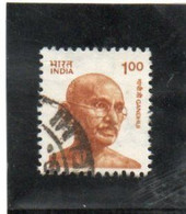 INDE   République  1991  Y.T. 1085  Oblitéré - Used Stamps