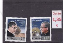El Salvador  - Serie Completa  - 1/497 - El Salvador
