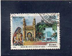 INDE   République  1990  Y.T. 1079  Oblitéré - Used Stamps