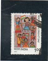 INDE   République  1991  Y.T. 1122  Oblitéré - Used Stamps